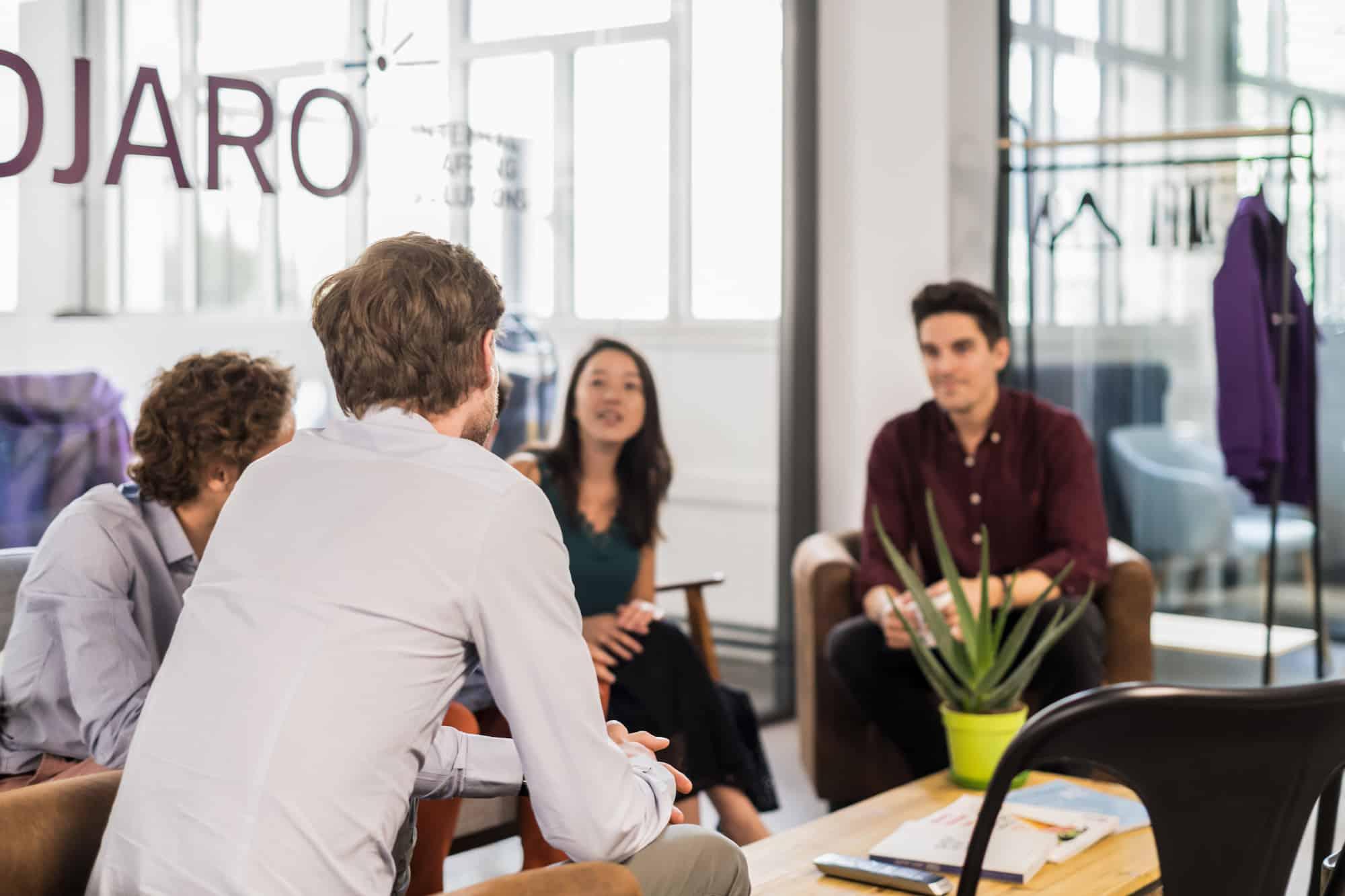 Andjaro, l'application qui optimise le travail des salariés