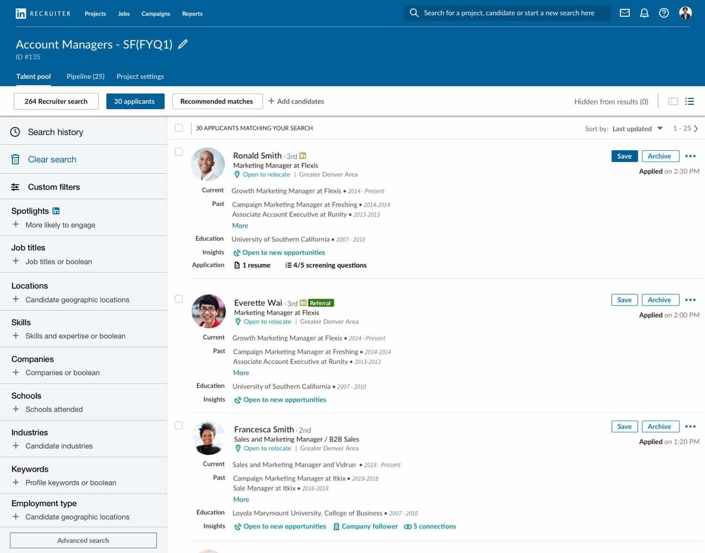 Linkedin lance de nouveaux outils ?