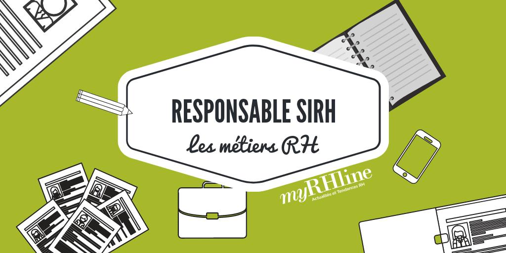 Les métiers de la fonction RH : Responsable SIRH