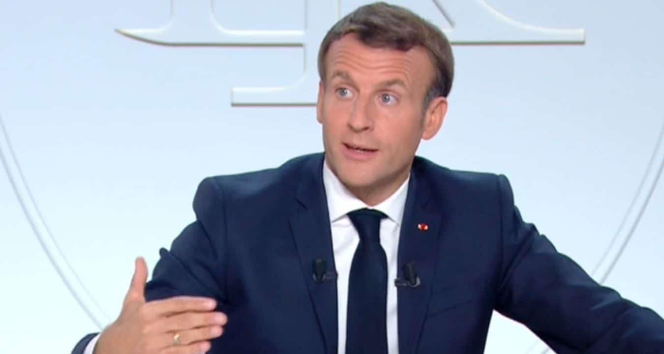 Couvre-feu, télétravail… Le point sur les annonces d'Emmanuel Macron