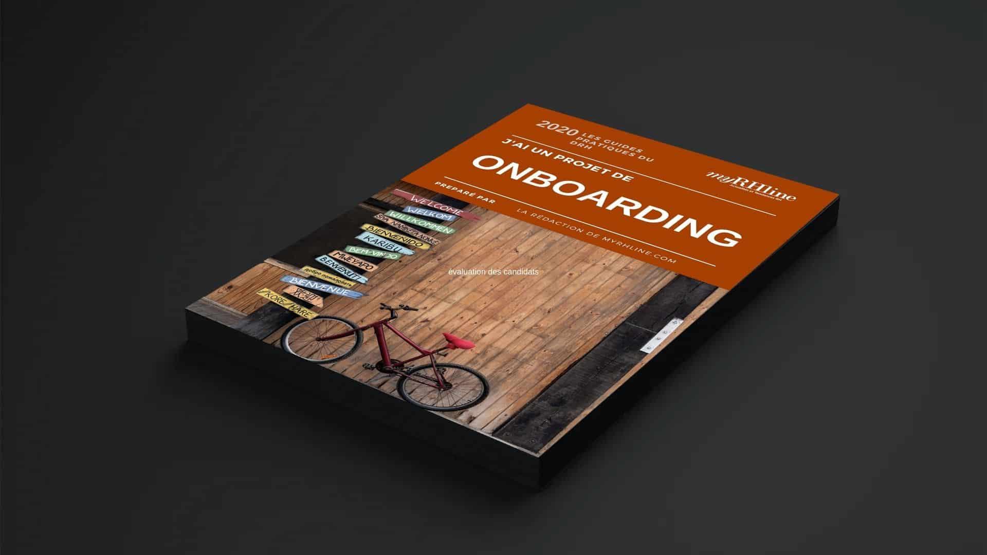 Guide RH : onboarding