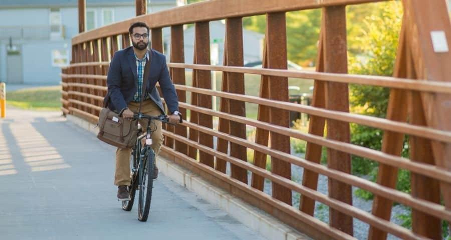 Le vélo de fonction de plus en plus plébiscité dans les entreprises