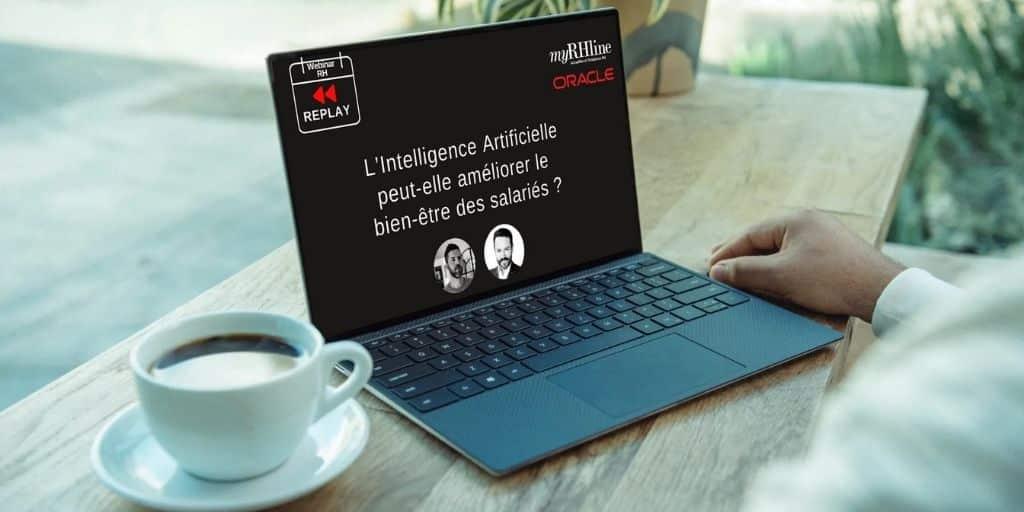 Replay webinar RH : L'Intelligence Artificielle peut-elle améliorer le bien-être des salariés ?