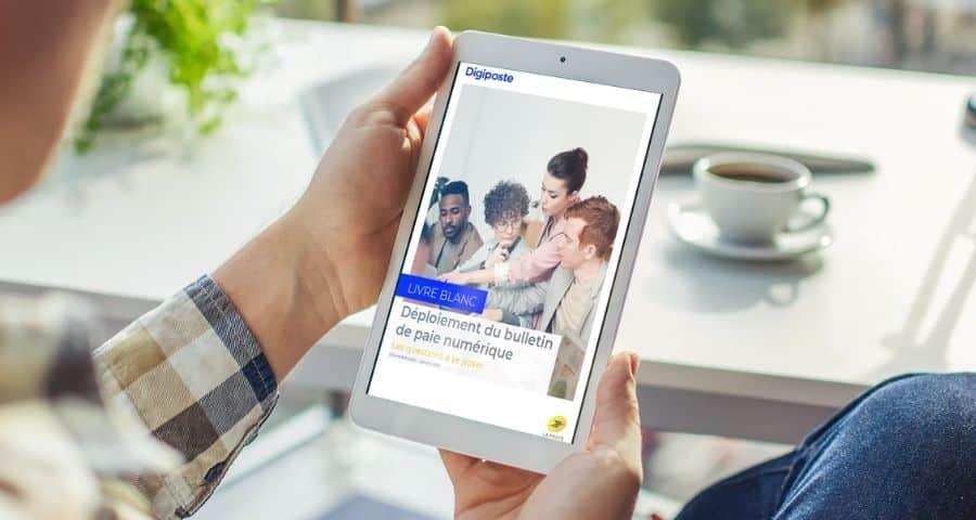 Livre blanc : Déploiement du bulletin de paie numérique