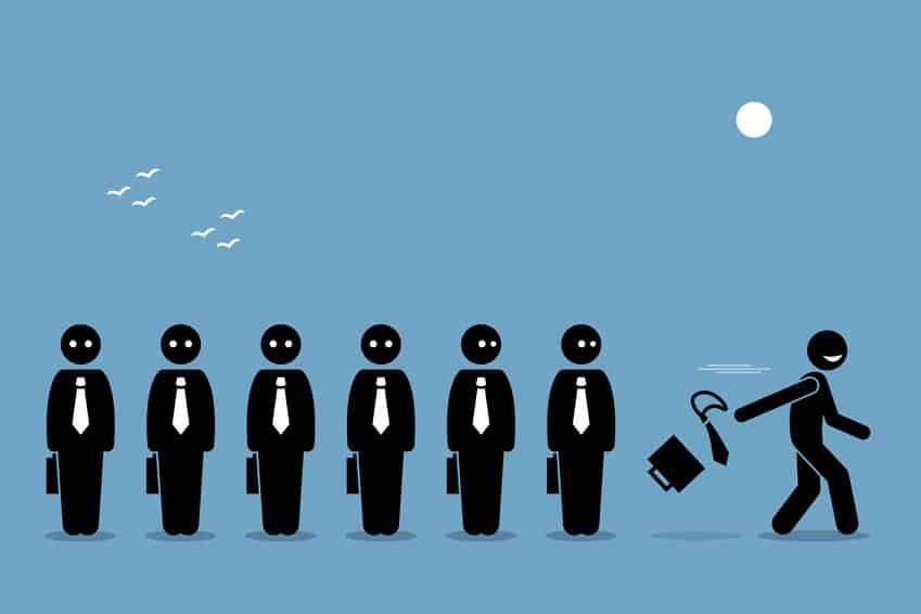 La démission: un bon moyen pour retenir l'attention de son employeur?
