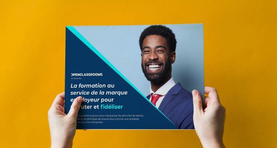Livre blanc : La formation au service de la marque employeur pour recruter et fidéliser
