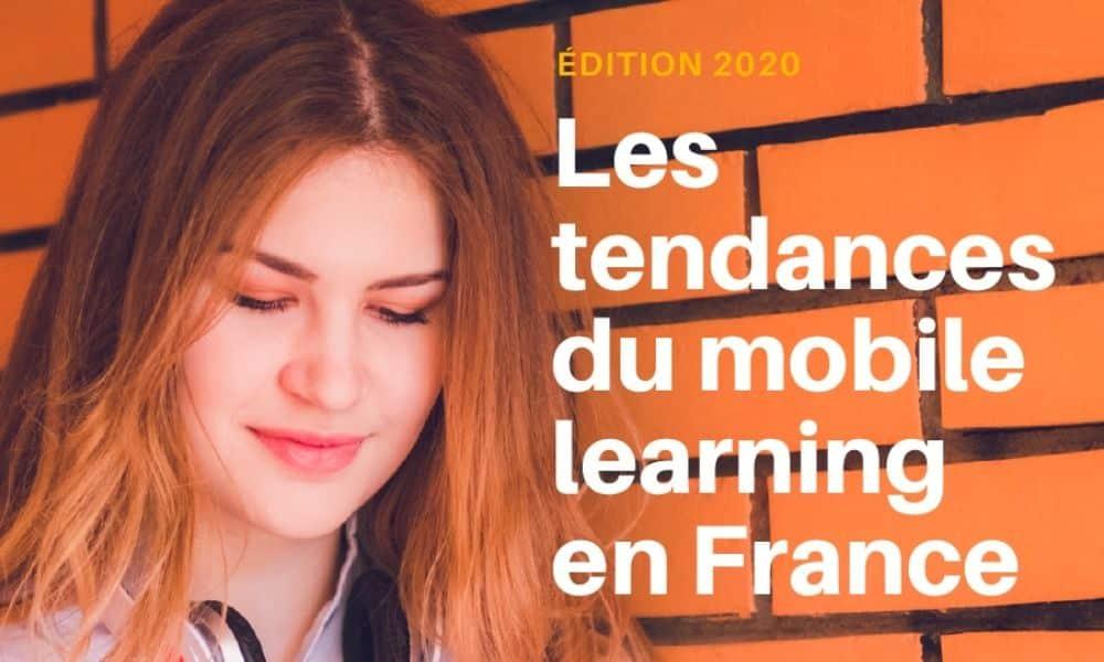 Etude RH : Les tendances du mobile learning en France