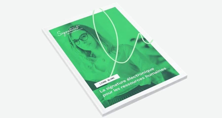 Livre Blanc : Comment accélérer et simplifier vos processus RH avec la signature électronique ?