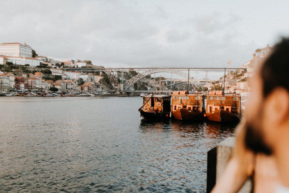 Porto Portugal view