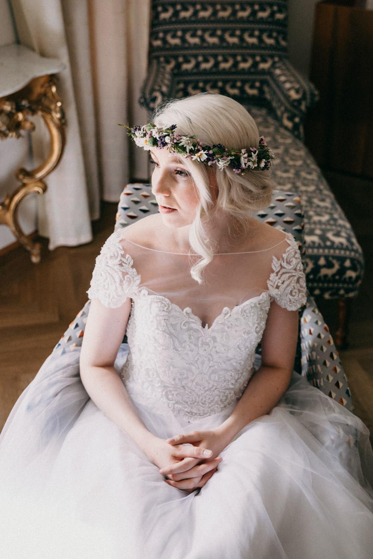 Hochzeit Schweiz Brautmode