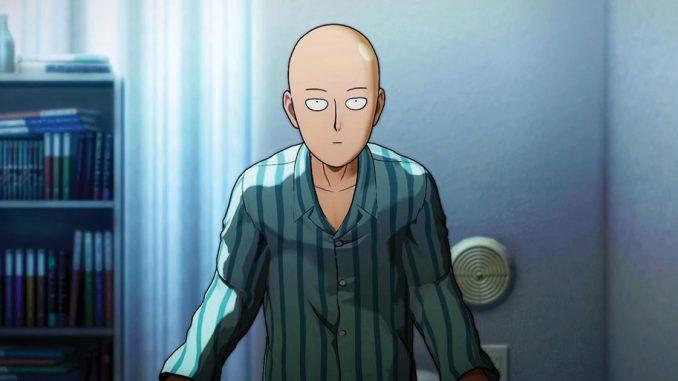 one punch man a hero nobody know saitama dream version