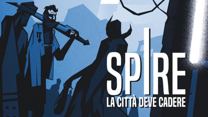 Spire GDR Isola Illyon Edizioni