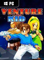 Venture Kid – Recensione – PC Windows