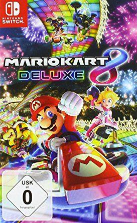Mario Kart 8 Deluxe – Recensione – Switch
