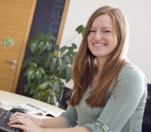 Urlaubsberaterin Isabelle Schmidt