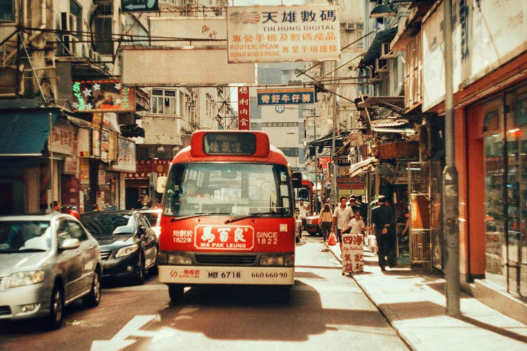 Resor-till-Hong-Kong-med-Nygren-&-Lind-Resebyrå---buss