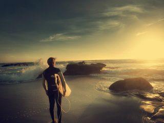 Surf in Sardinia, diario di un surfista