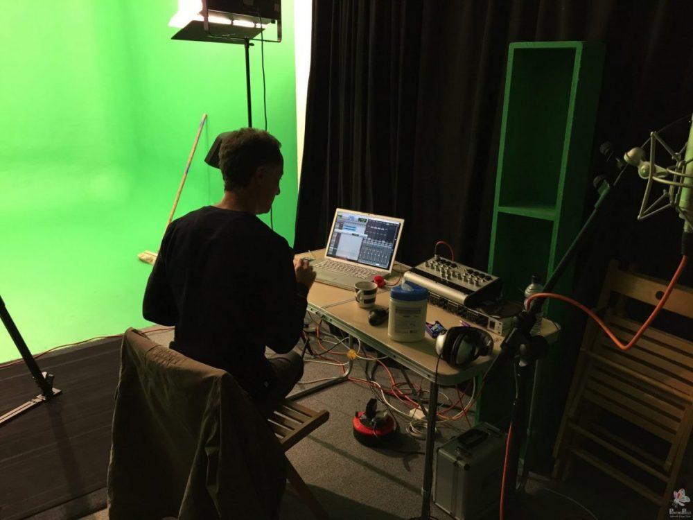 Professional Audio Recording Setup - Ipswich Suffolk London