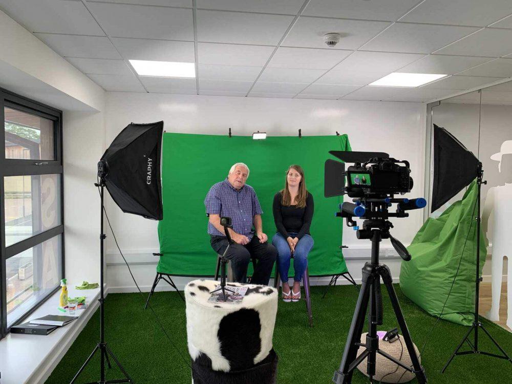 Video Recording Editing Ipswich Suffolk Green Screen SAS Studio Company - 6