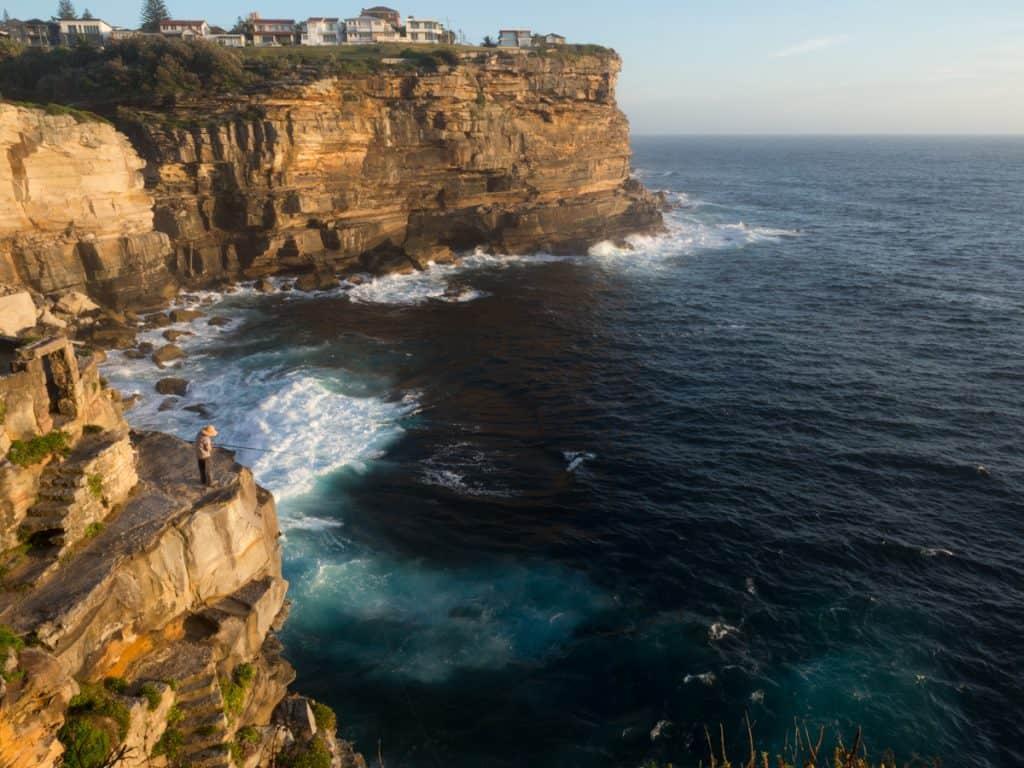 Most instagrammable spots in Sydney | Diamond Bay Sunrise