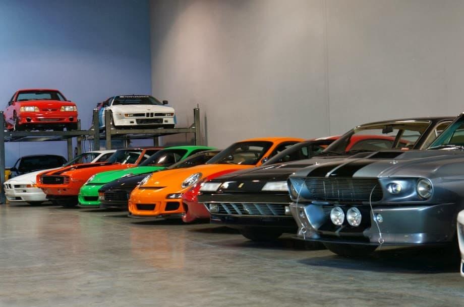 Paul Walker's Car Collection Taking Us down Memory Lane