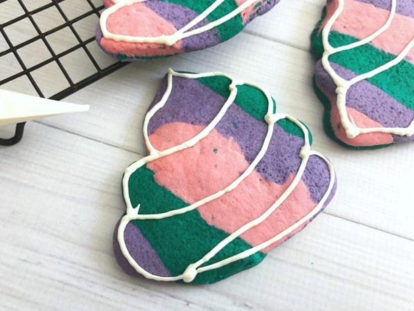 Easy Unicorn Poop Cookies