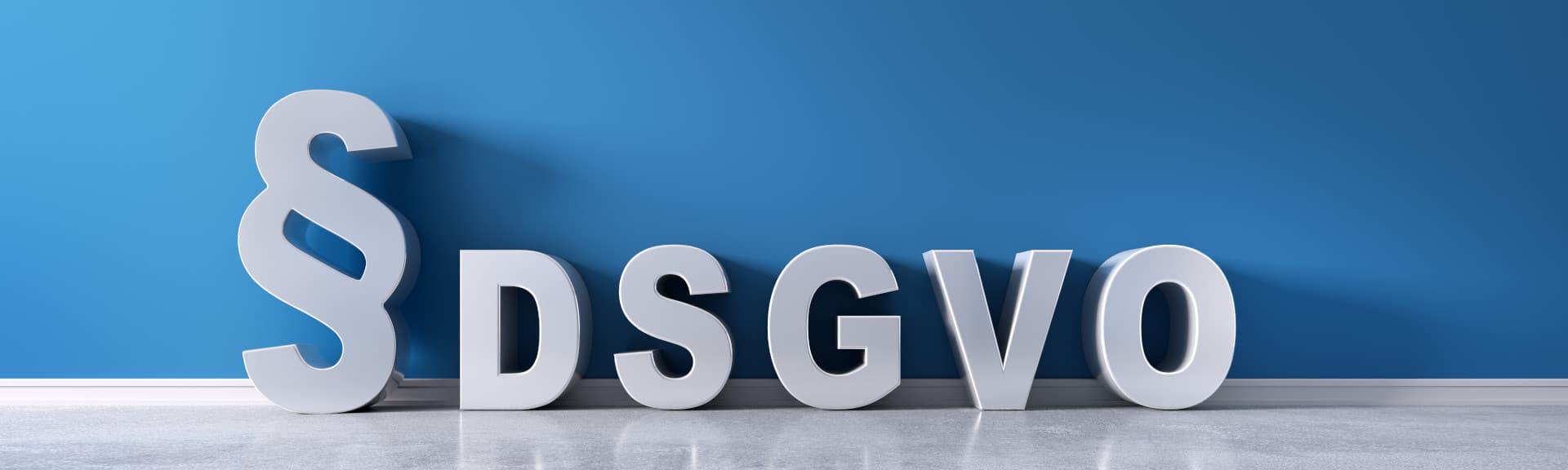 DSGVO-Datenschutz