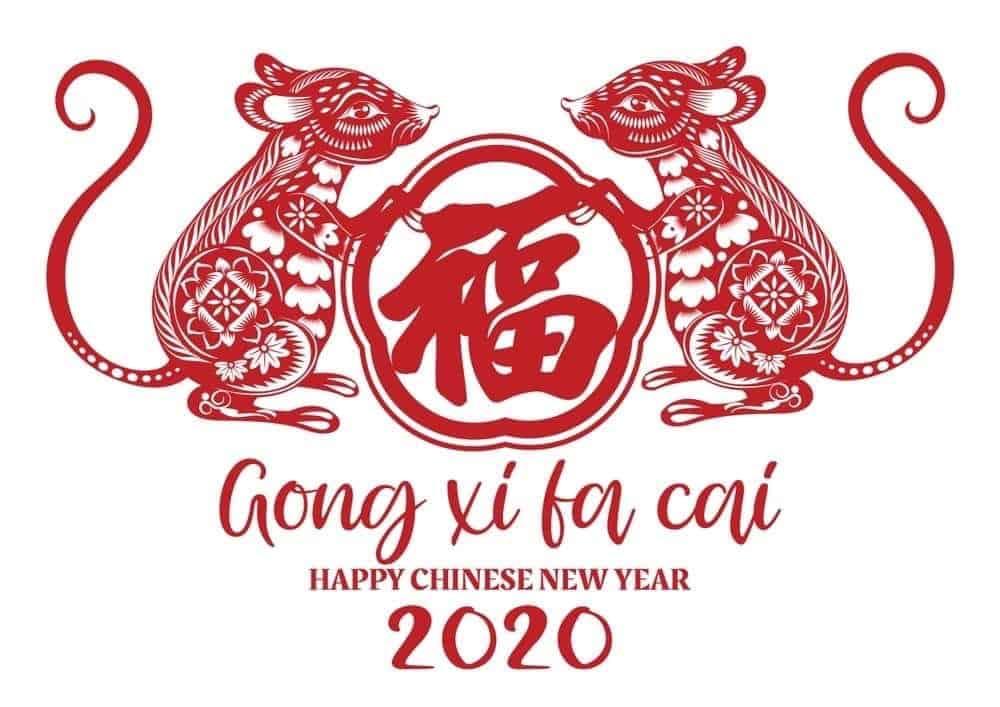 Das Jahr der Metall Ratte beginnt – auf viel gutes Chi im neuen Jahr!