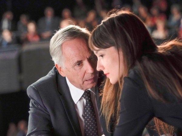 Fabrice Luchini et Anaïs Demoustier à l'Opéra dans Alice et le Maire