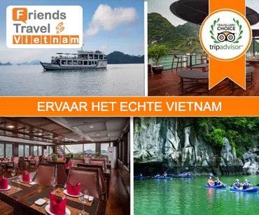 Geweldige Vietnam tours bij Friends Travel Vietnam