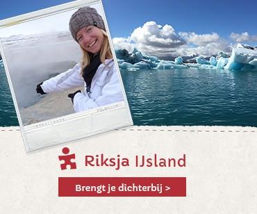 Stel makkelijk je eigen reis samen bij Riksja IJsland