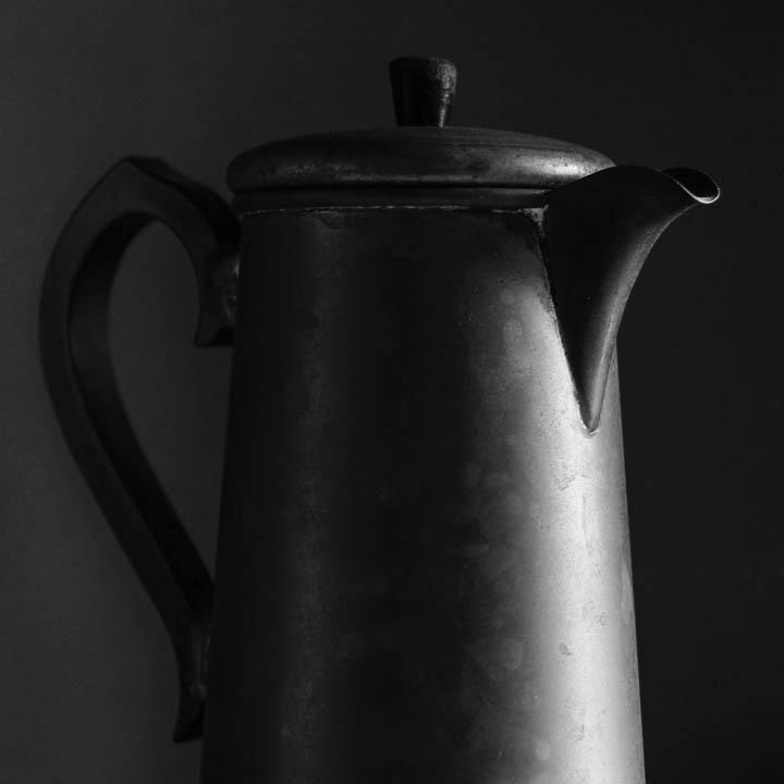 memorare – grandad's coffee jug