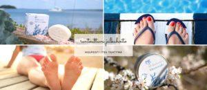 tee itse rentouttava jalkahoito kotona