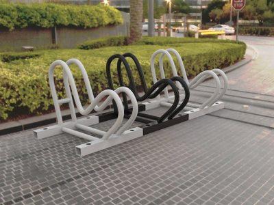 """Изготовление велопарковок """"Мотылек"""""""