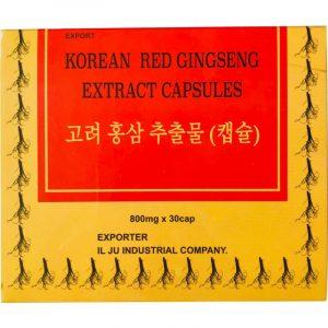Ginseng Rosso Coreano Capsule
