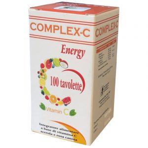 Complex-C Energy Tavolette