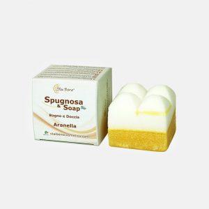 Spugna con Sapone Bio - Aranella