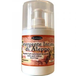 Detergente Intimo con Sapone di Aleppo Bio