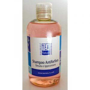 Shampoo Antiforfora Betulla e Ippocastano