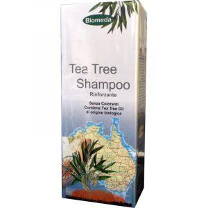 Tea Tree Shampoo Rinforzante