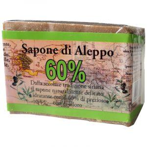 Sapone di Aleppo 60% Alloro