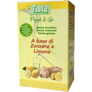 Fresh & Go a Base di Zenzero e Limone