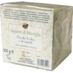 Sapone di Marsiglia con Olio di Oliva