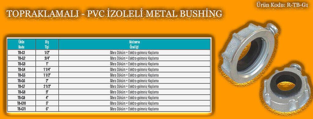 metal-bushing-pvc-izoleli