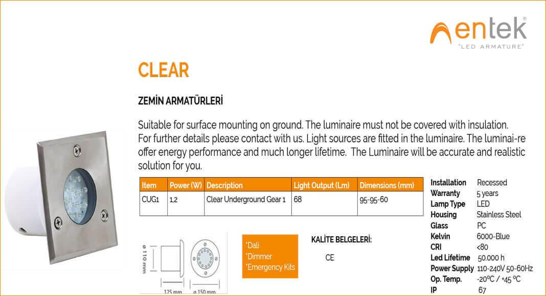 led-zemin-armaturu-clair