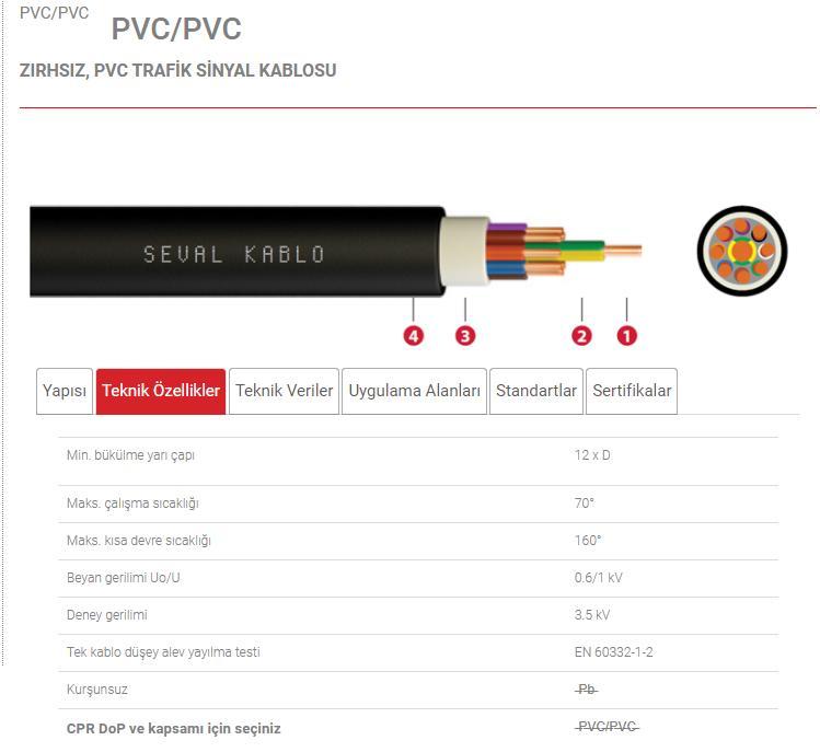 pvc-pvc-zirhsiz-pvc-trafik-sinyal-kablosu
