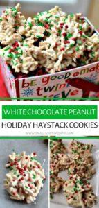 Haystack Cookie Recipe