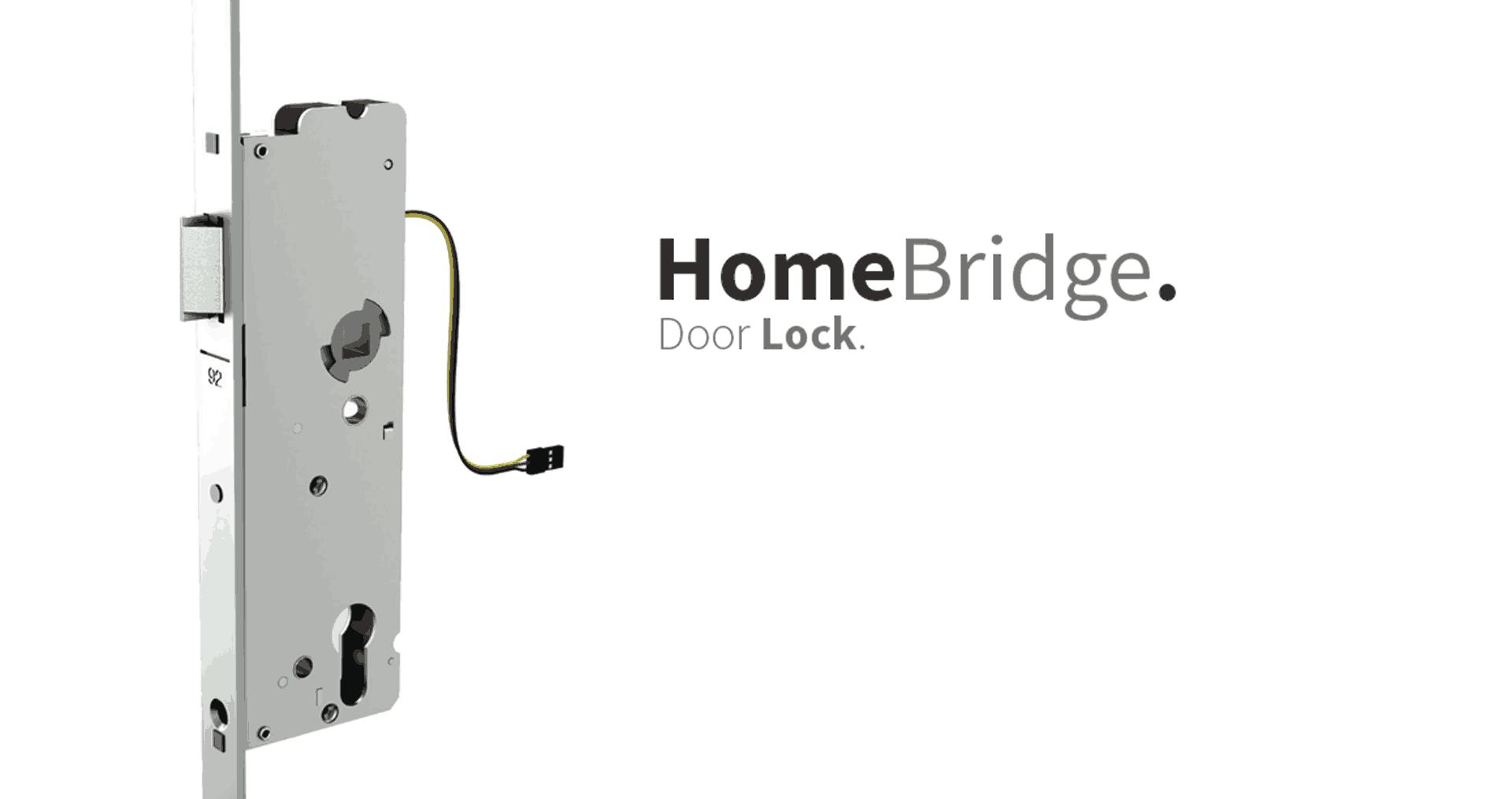 HomeBridge – Door Lock