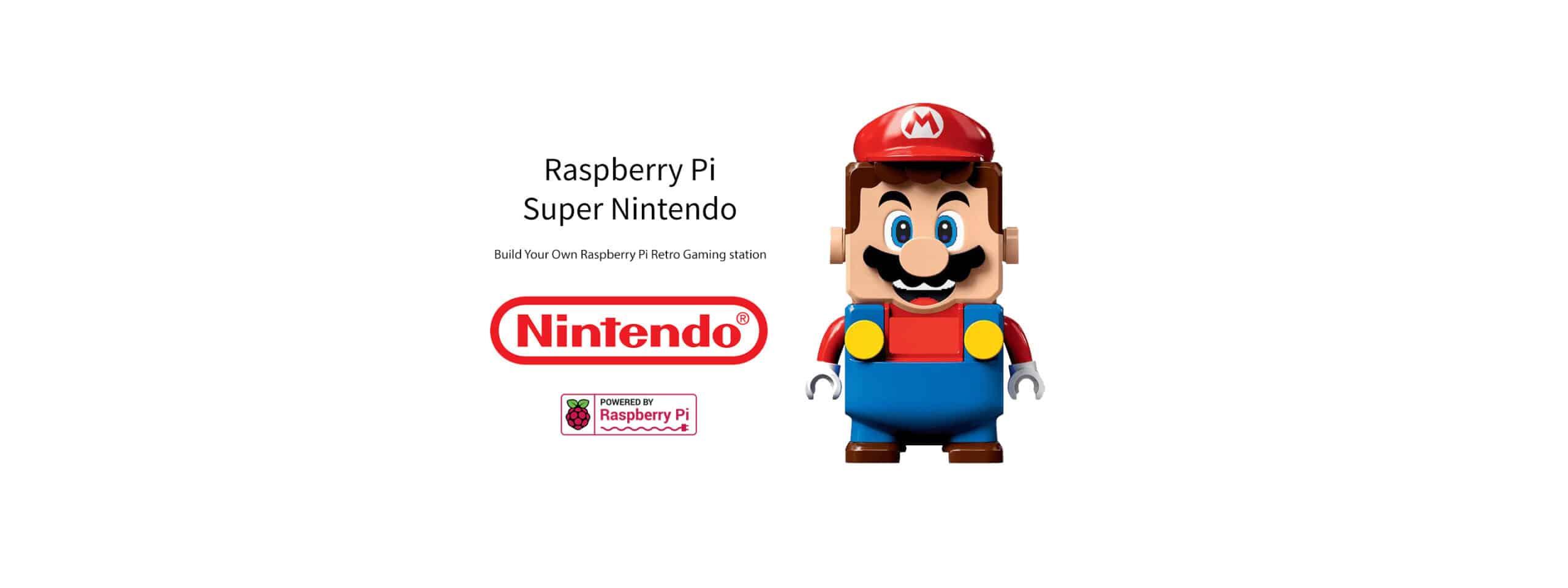Raspberry Pi – Super Nintendo