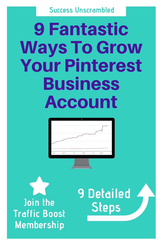 Pinterest Business Account - 1000x1500